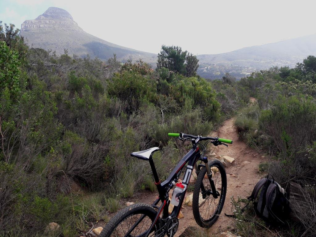 Mountain biking Cape Town