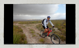 Mountain biking Franschhoek to Houwhoek Cycle Tour Image