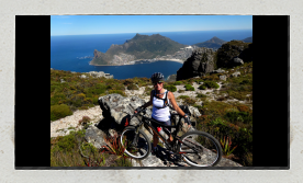 Mountain biking Tokai Forest Cycle Tour Image